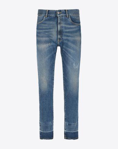 MAISON MARGIELA 10 Jeans U Cropped 5-pocket jeans f