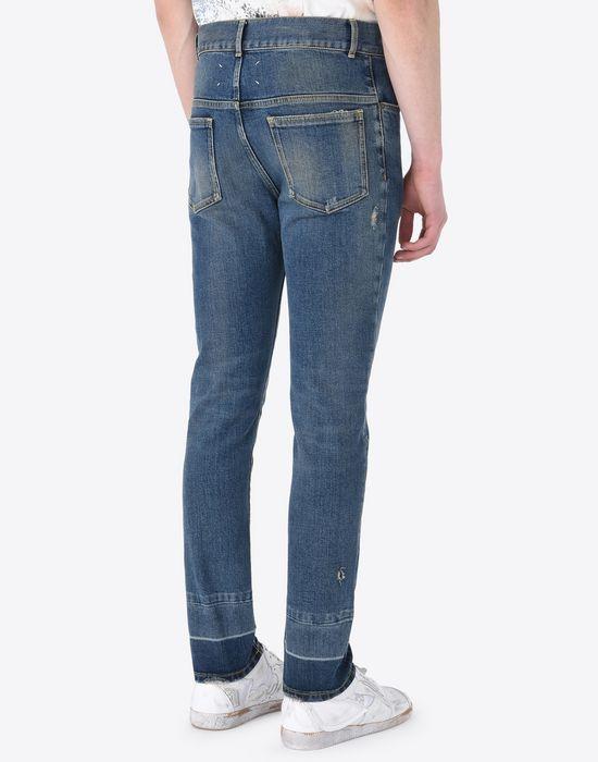 MAISON MARGIELA Cropped 5-pocket jeans Jeans U e