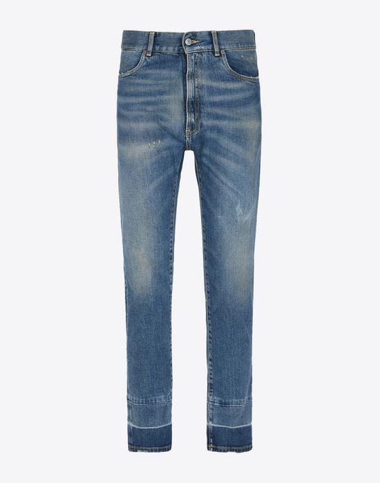 MAISON MARGIELA Cropped 5-pocket jeans Jeans U f