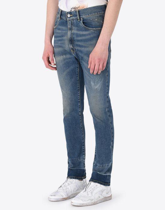 MAISON MARGIELA Cropped 5-pocket jeans Jeans U r