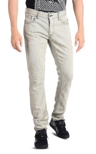 JUST CAVALLI Jeans U Five-pocketed slim-fit denim trousers f