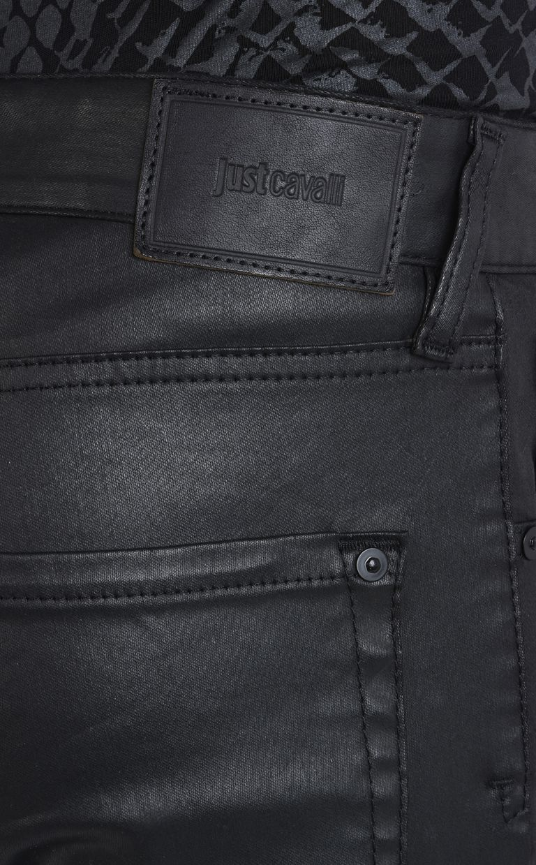 JUST CAVALLI Slim-fit jeans with 5 pockets Jeans Man e