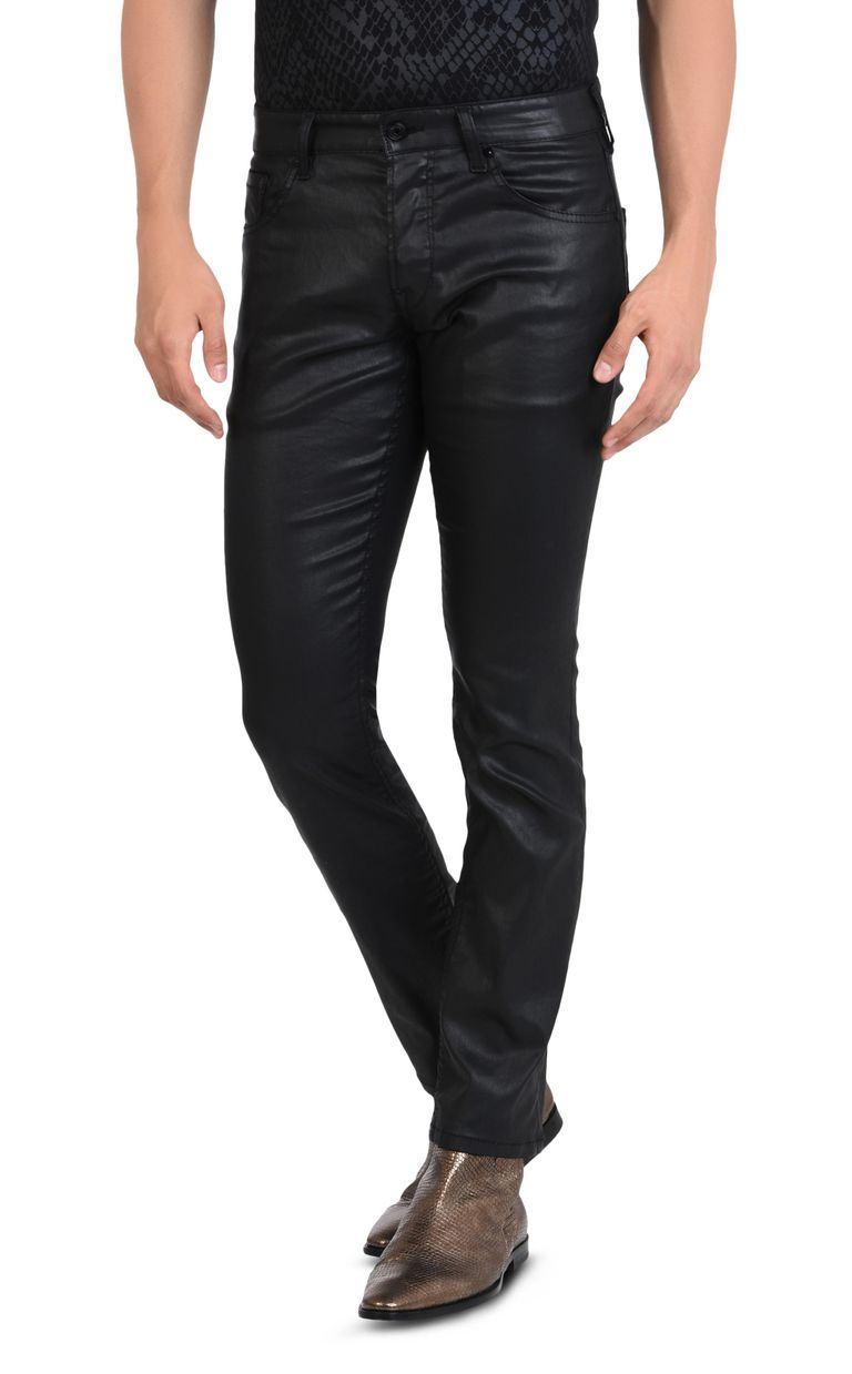 JUST CAVALLI Slim-fit jeans with 5 pockets Jeans Man f