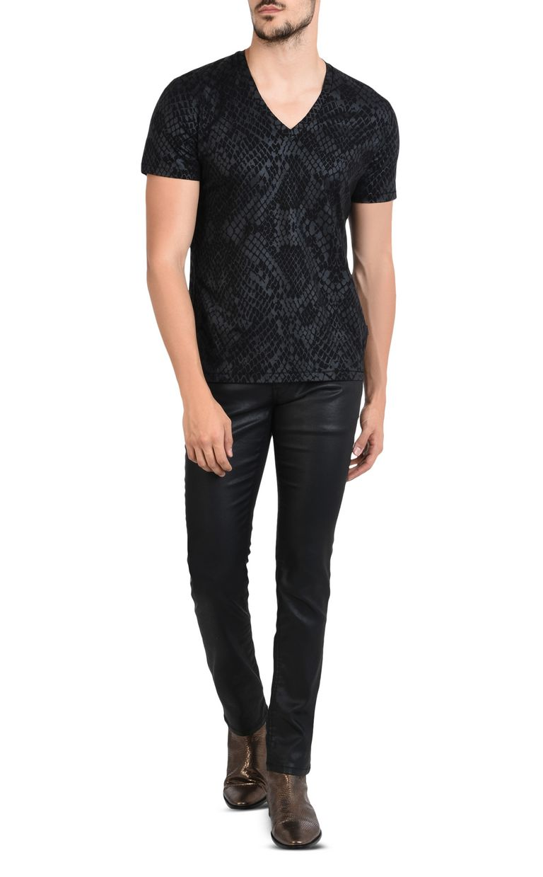 JUST CAVALLI Slim-fit jeans with 5 pockets Jeans Man r