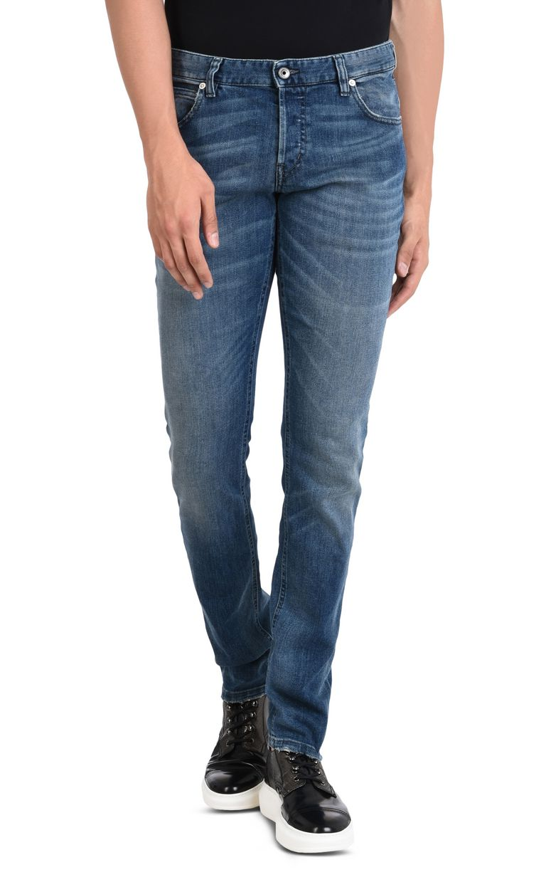 JUST CAVALLI Super slim-fit jeans with 5 pockets Jeans U f