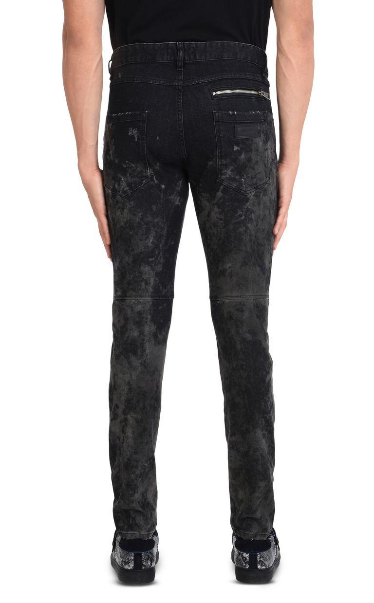 JUST CAVALLI Pre-faded slim-fit jeans. Jeans U d