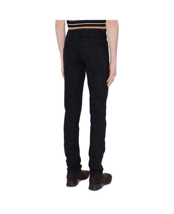 STELLA McCARTNEY MEN Black Dominic Skinny Jeans Men Skinny U g