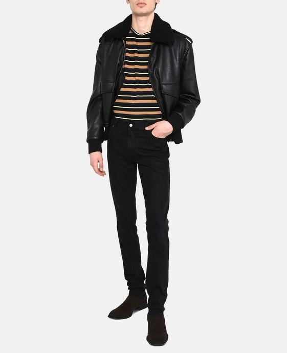 STELLA McCARTNEY MEN Black Dominic Skinny Jeans Men Skinny U h