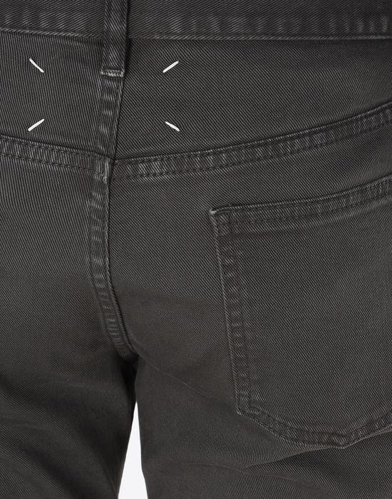 MAISON MARGIELA 5-pocket trousers Jeans Man b