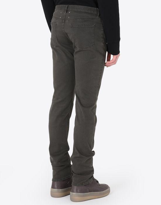 MAISON MARGIELA 5-pocket trousers Jeans Man e