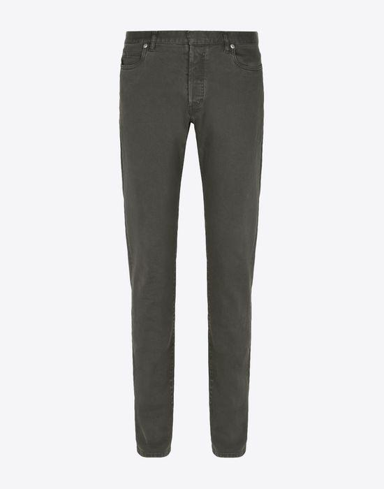 MAISON MARGIELA 5-pocket trousers Jeans Man f