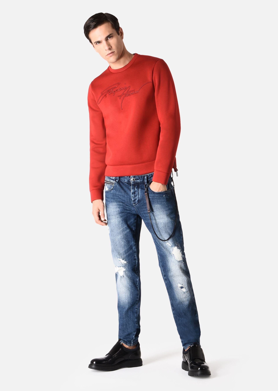 Tache mercurochrome jean