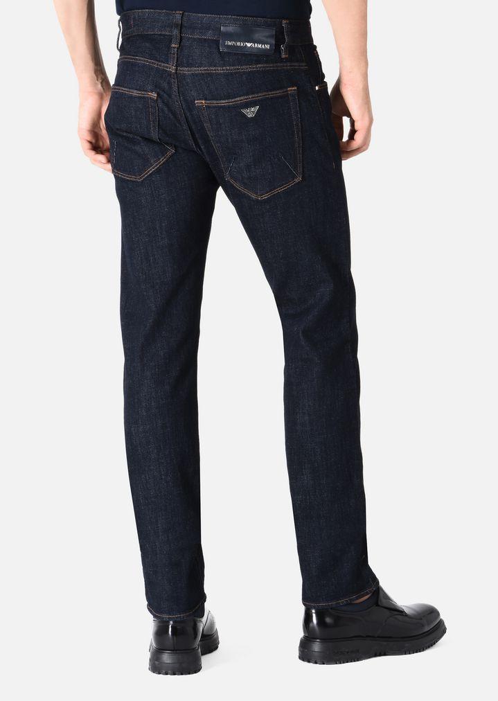 Armani Jeans Armani Uomo Bassa Jeans Uomo Vita Bassa Armani Jeans Vita vn0Nw8m