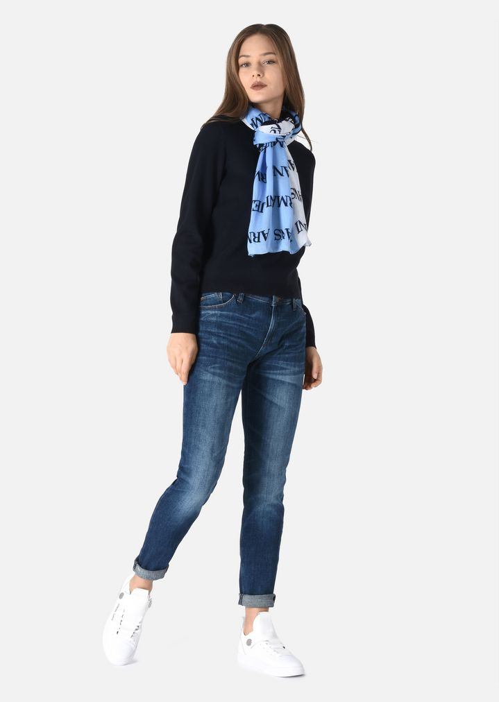 Skinny Jeans Woman Emporio Armani Super J28 FUwRP