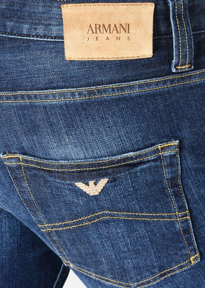 finest selection 3c5ee c46e5 Regular Jeans   Man   Armani Collezioni Jeans
