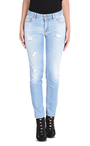 JUST CAVALLI Jeans D Jeggings Jacquard Crocco f