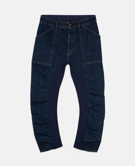 Xenia Denim Trousers