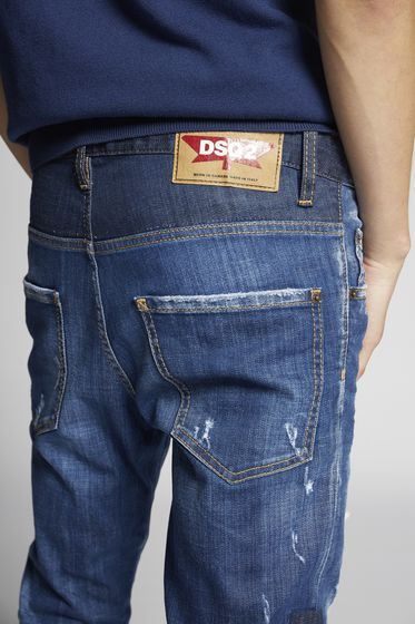 DSQUARED2 5 Pocket Herren S74LB0357S30309470 b