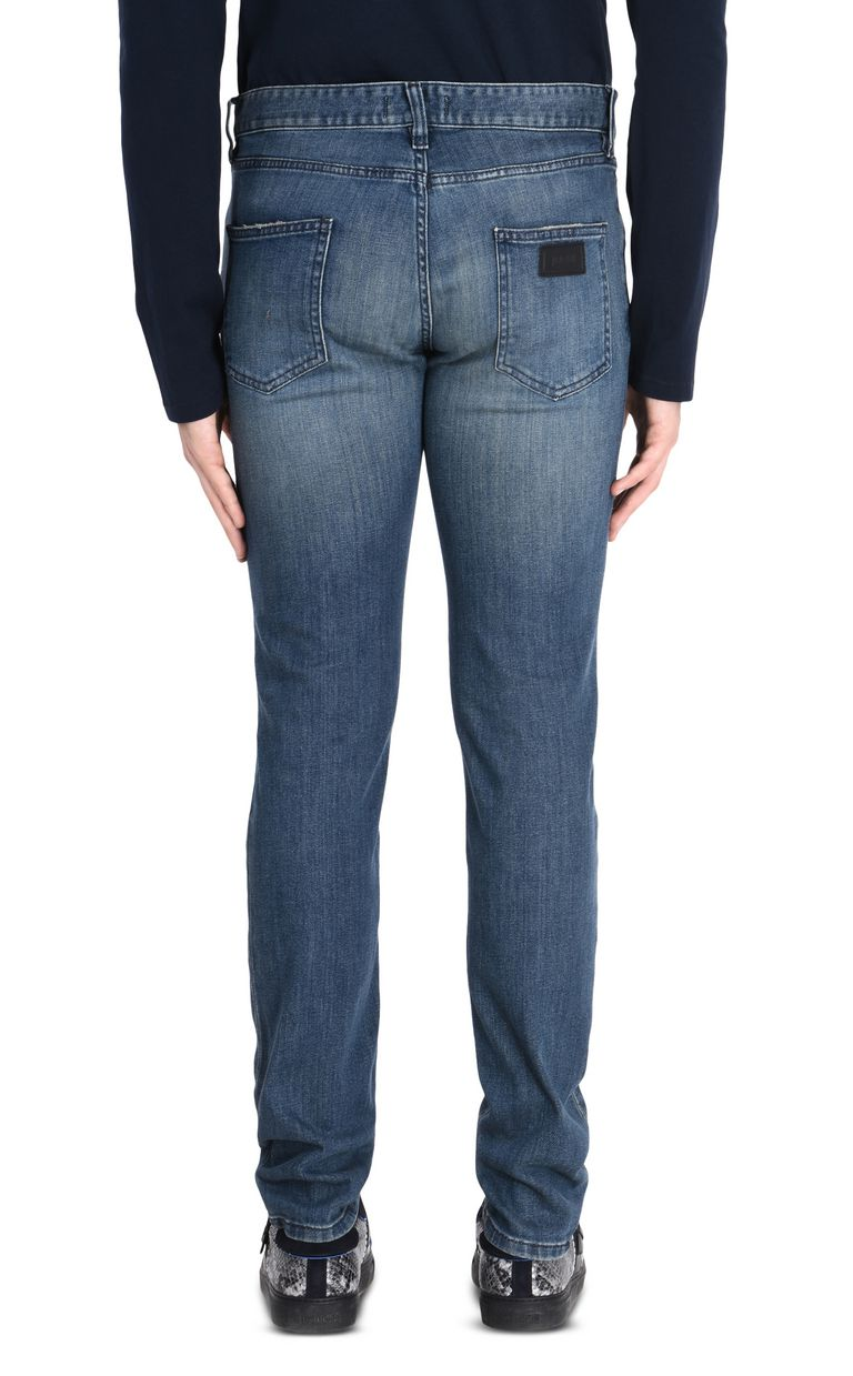 JUST CAVALLI Ripped jeans with five pockets Jeans [*** pickupInStoreShippingNotGuaranteed_info ***] d