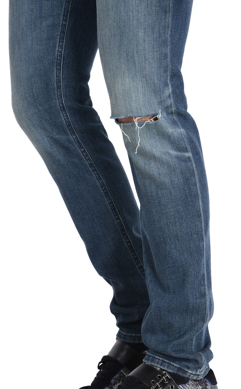 JUST CAVALLI Ripped jeans with five pockets Jeans [*** pickupInStoreShippingNotGuaranteed_info ***] e