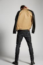 DSQUARED2 Black Cool Guy Jeans 5 pockets Man