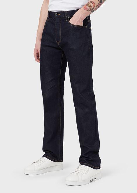 af76111d9612c Men s Jeans   Skinny, Regular   Loose   Emporio Armani