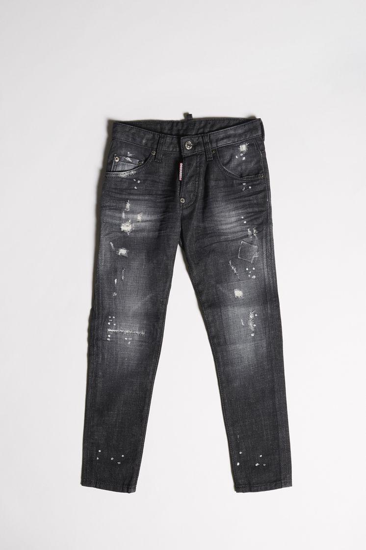 Dsquared2 Jeans - Pantalons En Jean pour Homme ... bb3d348f2a0a