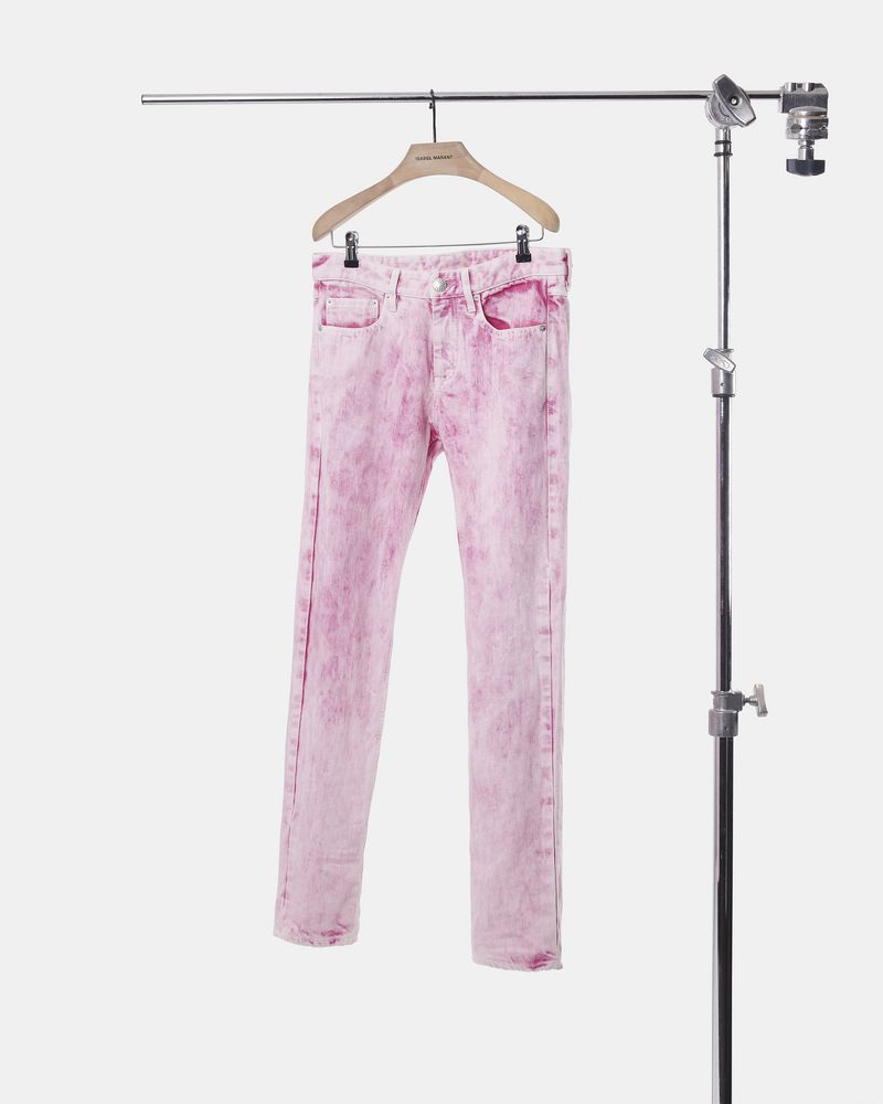 JACK colored jeans ISABEL MARANT