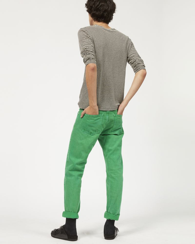 JACK coloured jeans ISABEL MARANT