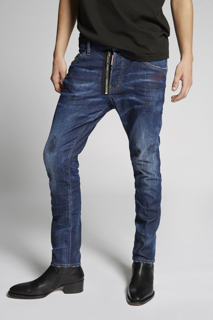 9ace0e0b Dsquared2 Weird Limited Edition Skater Jeans - 5 Pockets for Men ...