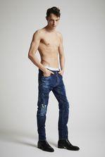 DSQUARED2 Hawaiiana Cool Guy Jeans 5 pockets Man