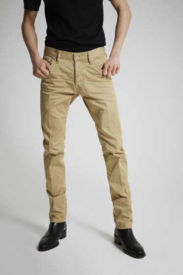 DSQUARED2 5 pockets Man S71LB0443S30342470 m