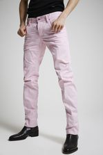 DSQUARED2 Cotton Slim Jeans 5 pockets Man