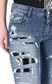 JUST CAVALLI Skinny 5-pocket ripped jeans Jeans [*** pickupInStoreShipping_info ***] e