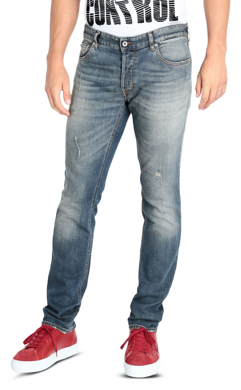 JUST CAVALLI Slim 5-pocket jeans Jeans Man f