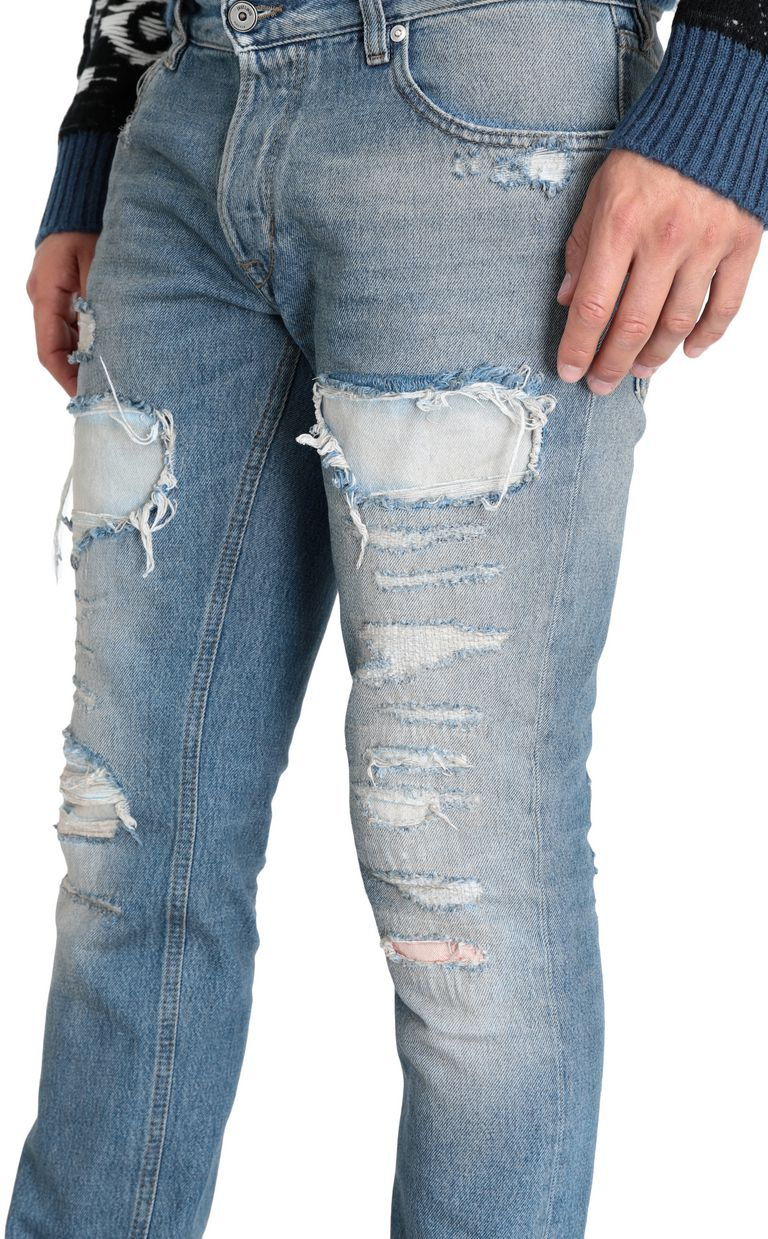 JUST CAVALLI Slim 5-pocket jeans Jeans Man e