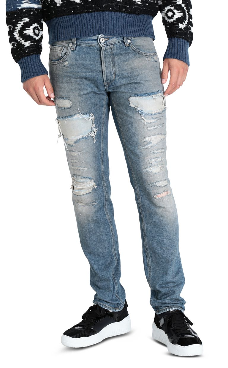 JUST CAVALLI Slim 5-pocket jeans Jeans [*** pickupInStoreShippingNotGuaranteed_info ***] f
