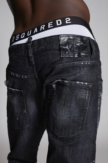 DSQUARED2 5 pockets Man S74LB0396S30357900 b