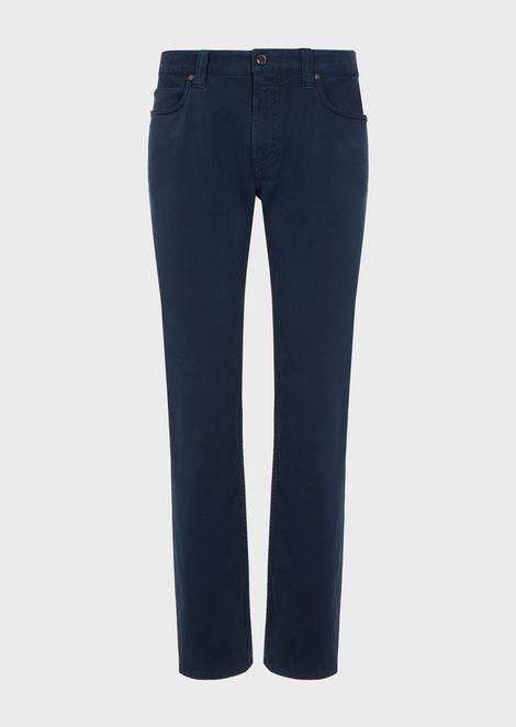 GIORGIO ARMANI Regular Jeans Man d