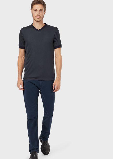 GIORGIO ARMANI Regular Jeans Man r