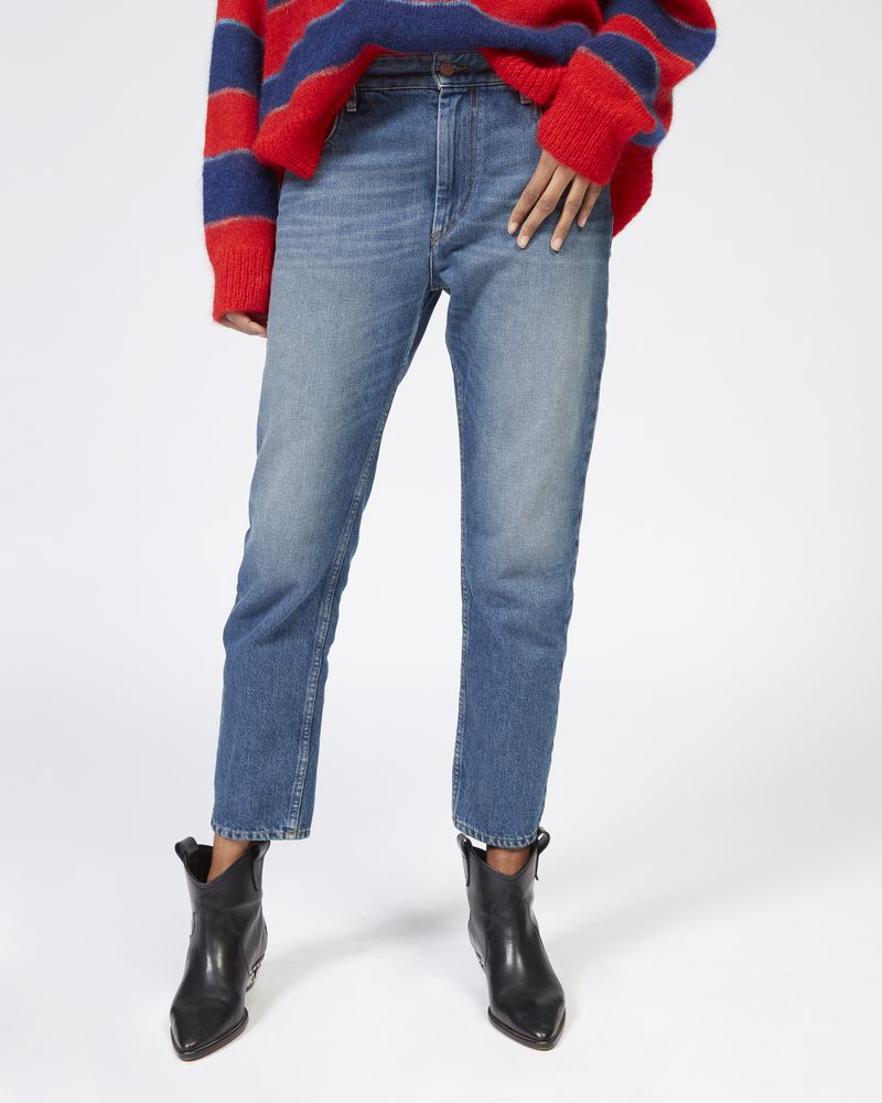 CLIFF girlfriend jeans ISABEL MARANT ÉTOILE