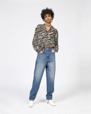 CORSY Jeans oversize