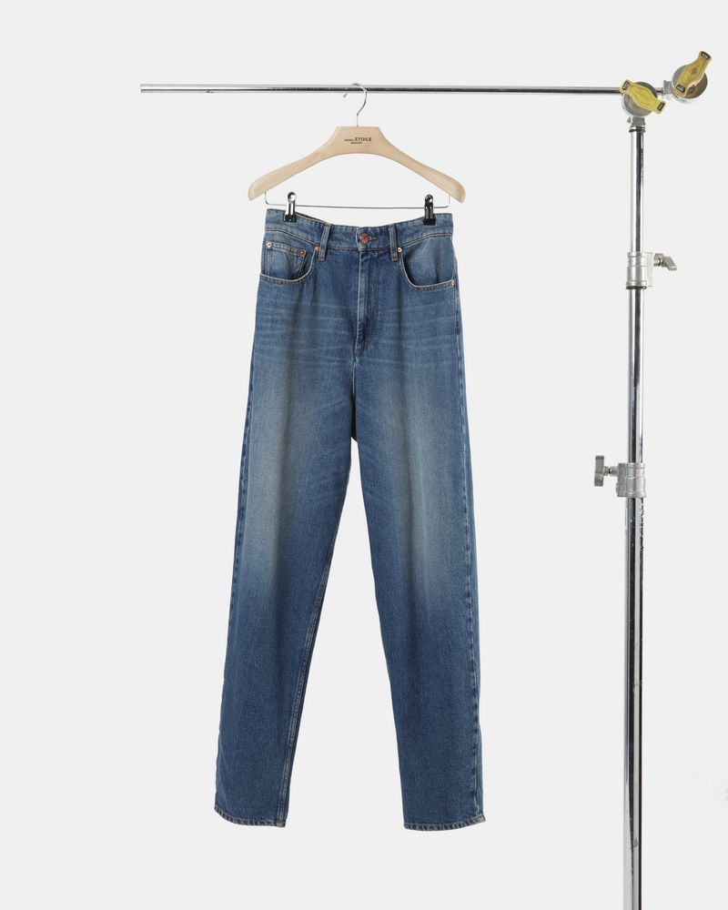 CORSY Jeans oversize ISABEL MARANT ÉTOILE