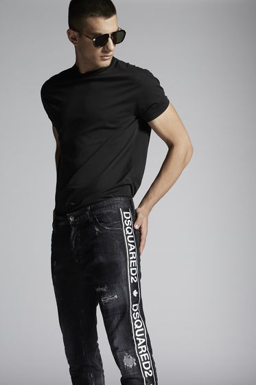 DSQUARED2 5 pockets Man S71LB0529S30357900 m