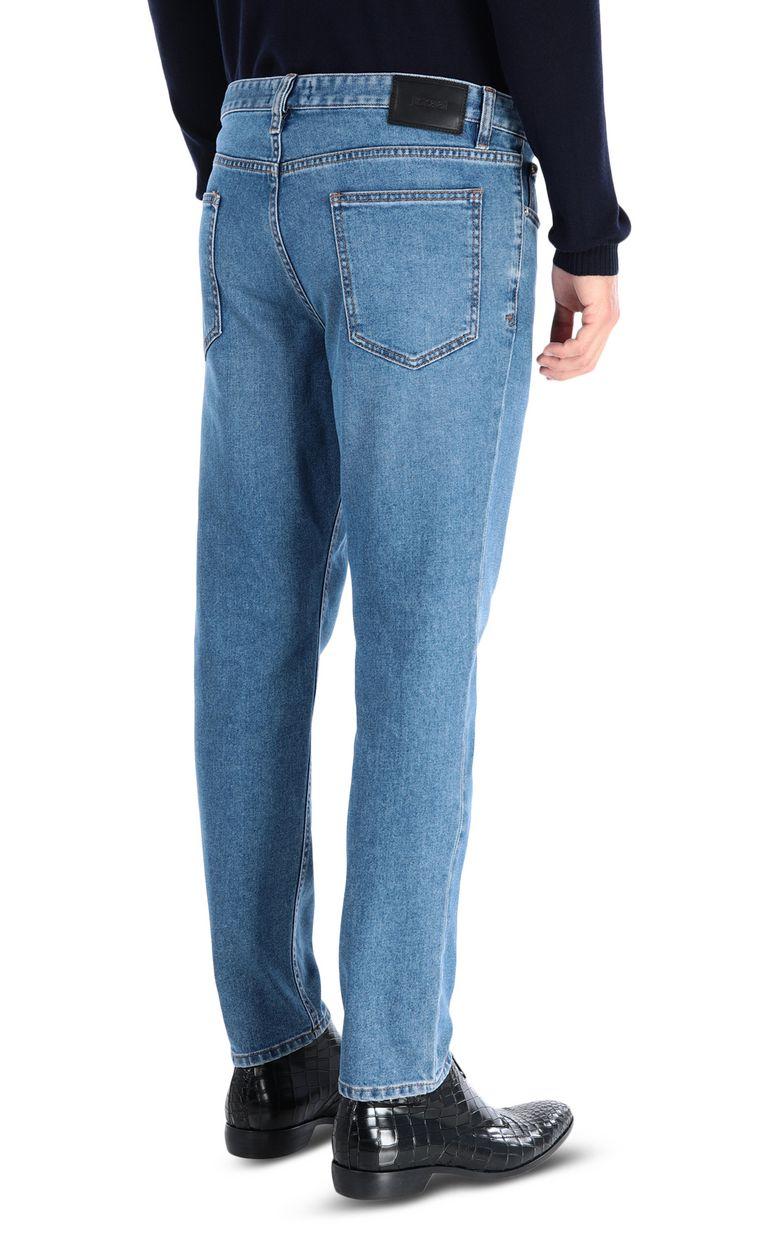 JUST CAVALLI Print-detail jeans, regular fit Jeans [*** pickupInStoreShippingNotGuaranteed_info ***] d