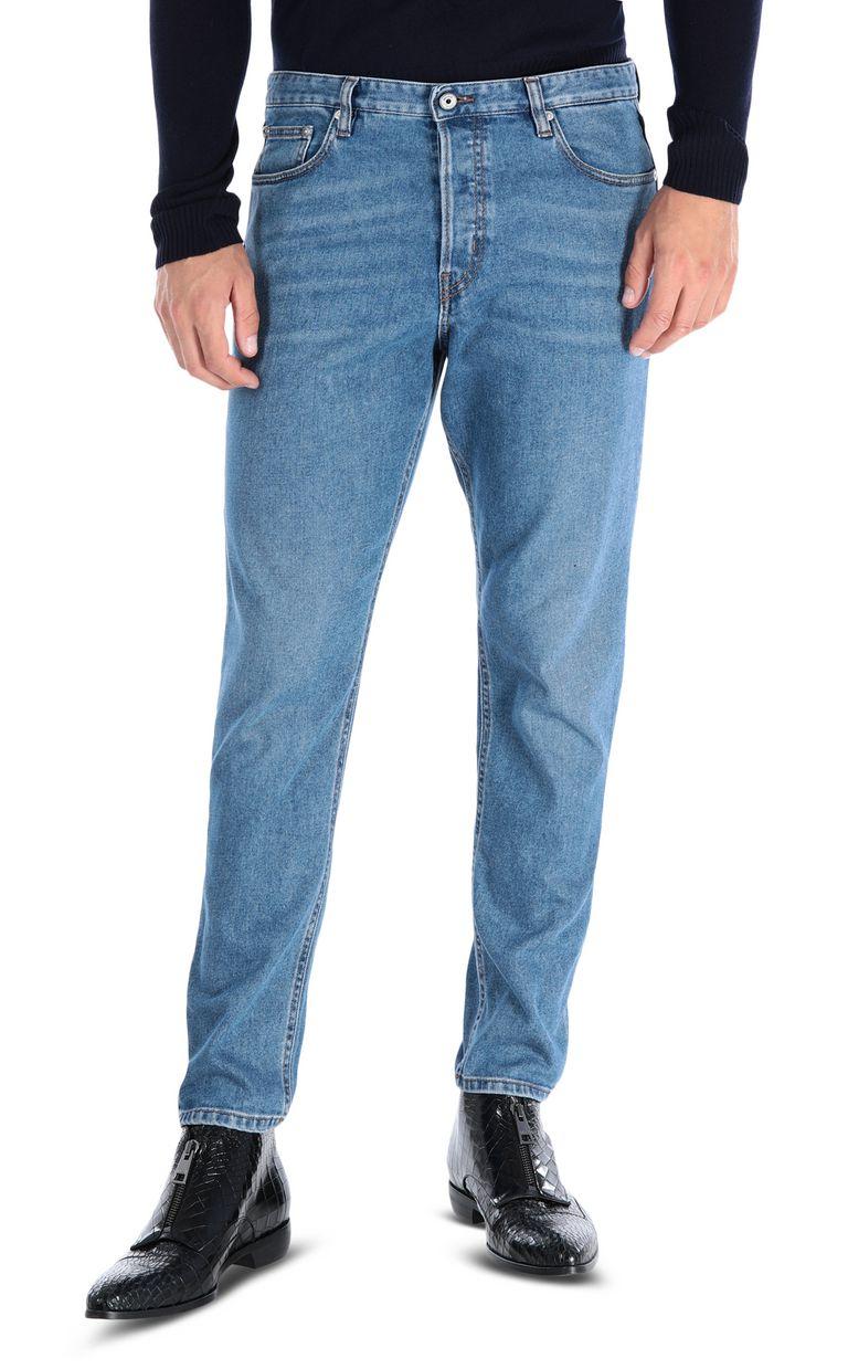 JUST CAVALLI Print-detail jeans, regular fit Jeans [*** pickupInStoreShippingNotGuaranteed_info ***] f