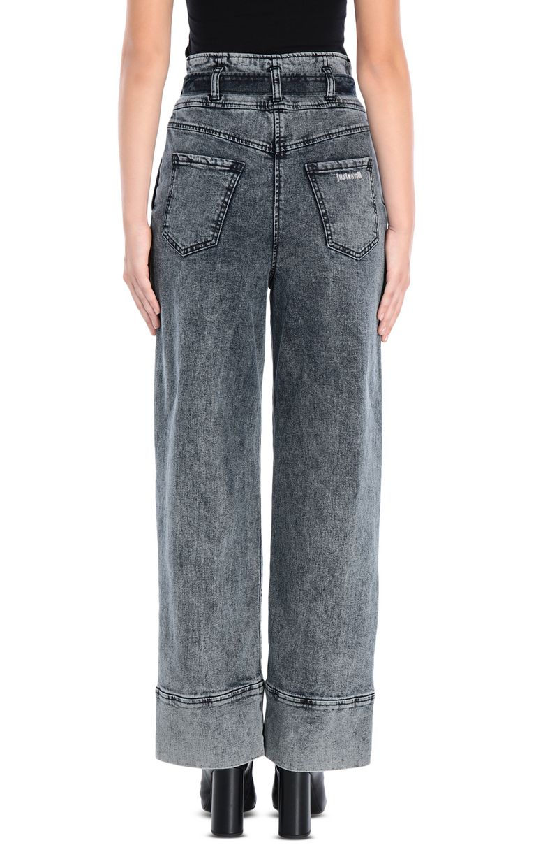 JUST CAVALLI Long jeans with turn-ups Jeans [*** pickupInStoreShipping_info ***] d