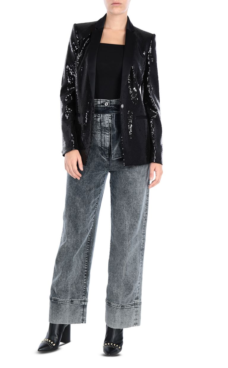 JUST CAVALLI Long jeans with turn-ups Jeans [*** pickupInStoreShipping_info ***] r
