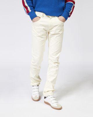 ISABEL MARANT JEANS Man KANH slim fit jeans r