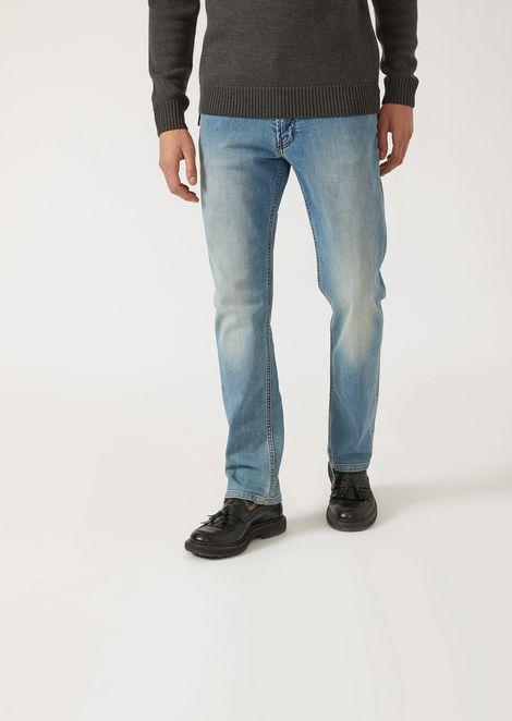 EMPORIO ARMANI Jeans Man f